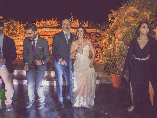 La boda de Rubén y Patricia en Guadarrama, Madrid 106