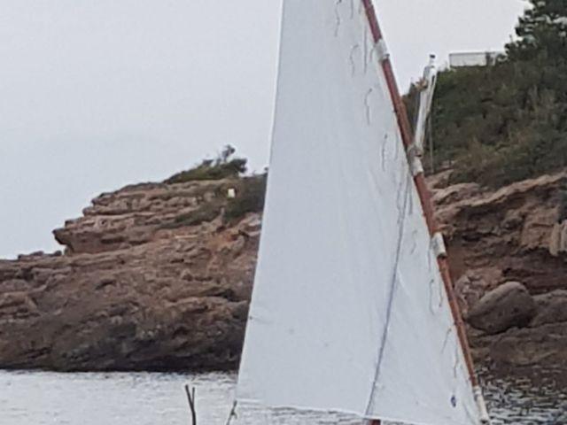 La boda de Francisco  y Saray en L' Ametlla De Mar, Tarragona 7