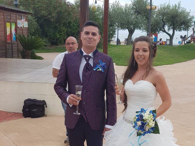 La boda de Francisco  y Saray en L' Ametlla De Mar, Tarragona 6
