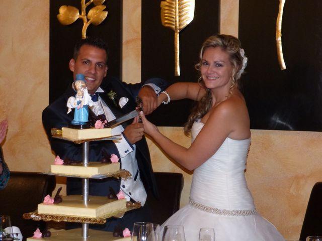 La boda de Juan Carlos y Cristina en Villamuriel De Cerrato, Palencia 3