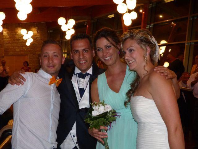 La boda de Juan Carlos y Cristina en Villamuriel De Cerrato, Palencia 6