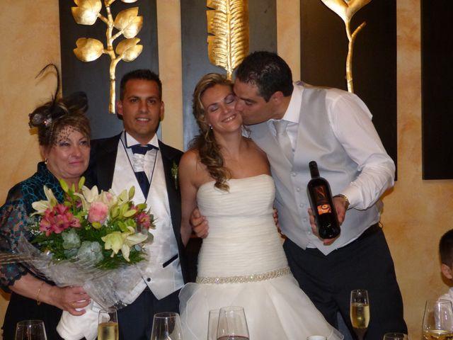 La boda de Juan Carlos y Cristina en Villamuriel De Cerrato, Palencia 8