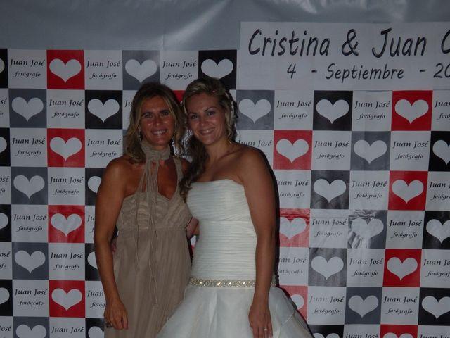 La boda de Juan Carlos y Cristina en Villamuriel De Cerrato, Palencia 9
