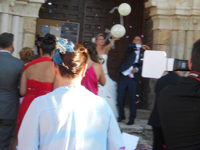 La boda de Juan Carlos y Cristina en Villamuriel De Cerrato, Palencia 2