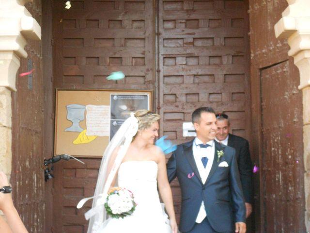 La boda de Juan Carlos y Cristina en Villamuriel De Cerrato, Palencia 16