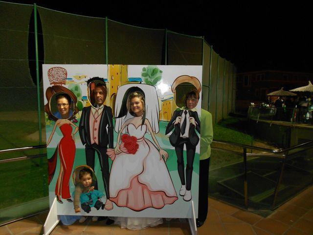 La boda de Juan Carlos y Cristina en Villamuriel De Cerrato, Palencia 17