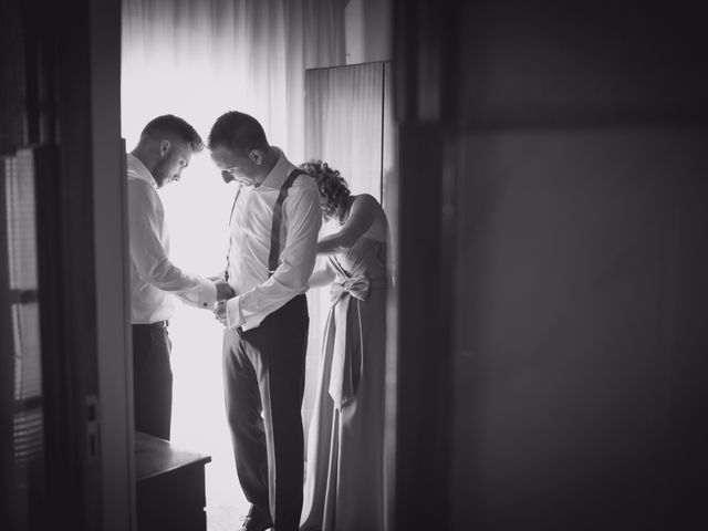 La boda de Oscar  y Laura  en Peñaranda De Bracamonte, Salamanca 3