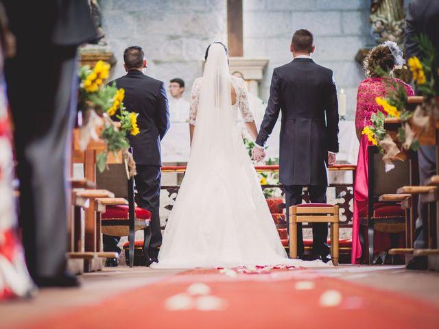 La boda de Oscar  y Laura  en Peñaranda De Bracamonte, Salamanca 13