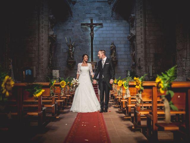 La boda de Oscar  y Laura  en Peñaranda De Bracamonte, Salamanca 14