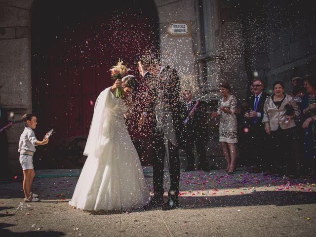 La boda de Oscar  y Laura  en Peñaranda De Bracamonte, Salamanca 16
