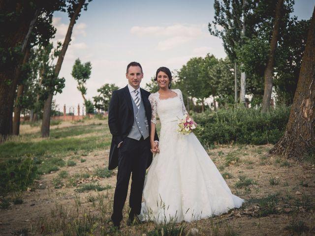 La boda de Oscar  y Laura  en Peñaranda De Bracamonte, Salamanca 17