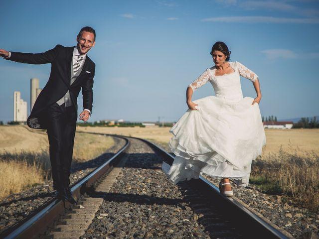 La boda de Oscar  y Laura  en Peñaranda De Bracamonte, Salamanca 21
