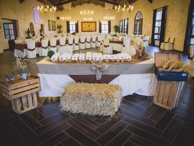 La boda de Oscar  y Laura  en Peñaranda De Bracamonte, Salamanca 23