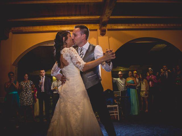 La boda de Oscar  y Laura  en Peñaranda De Bracamonte, Salamanca 25