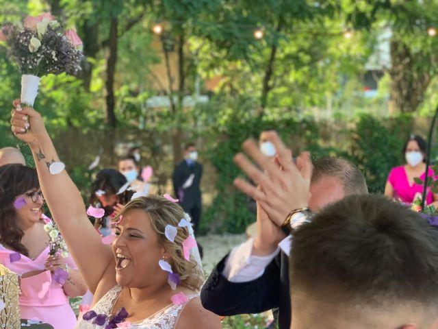 La boda de Manu y Bego  en Fuenlabrada, Madrid 3