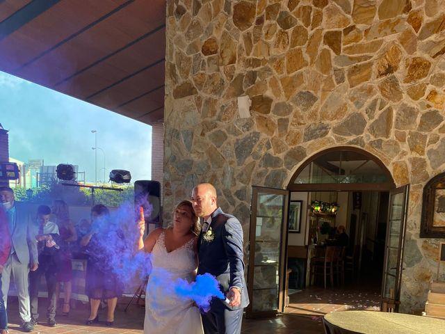 La boda de Manu y Bego  en Fuenlabrada, Madrid 4