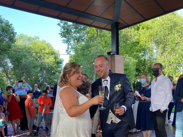 La boda de Bego  y Manu