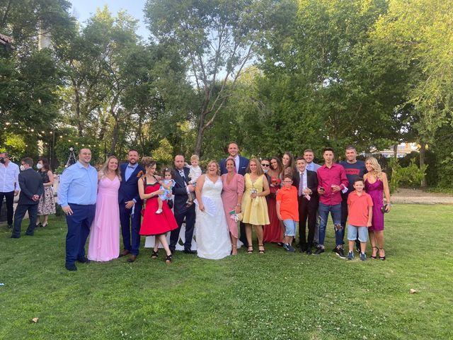 La boda de Manu y Bego  en Fuenlabrada, Madrid 7