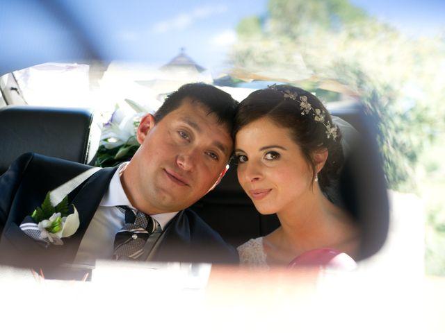La boda de Yessica y Raúl