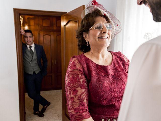 La boda de Manuel y Carmen en Adra, Almería 13