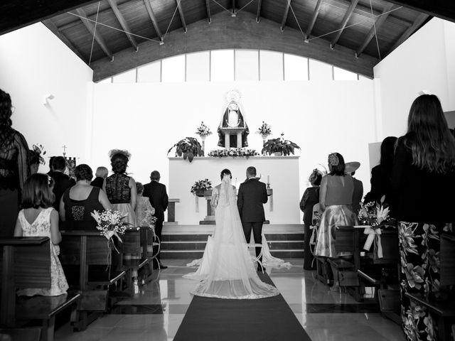 La boda de Manuel y Carmen en Adra, Almería 60