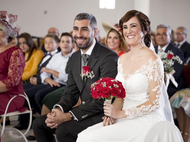La boda de Manuel y Carmen en Adra, Almería 61