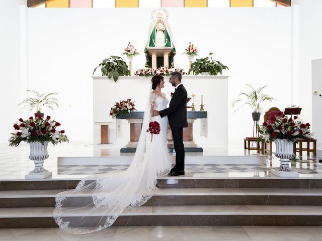 La boda de Manuel y Carmen en Adra, Almería 68