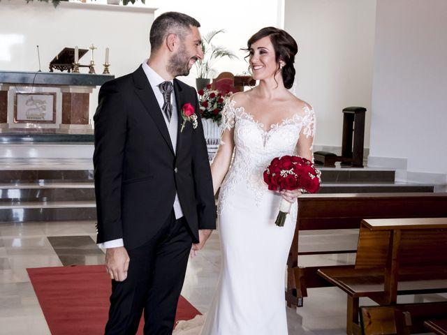 La boda de Manuel y Carmen en Adra, Almería 71