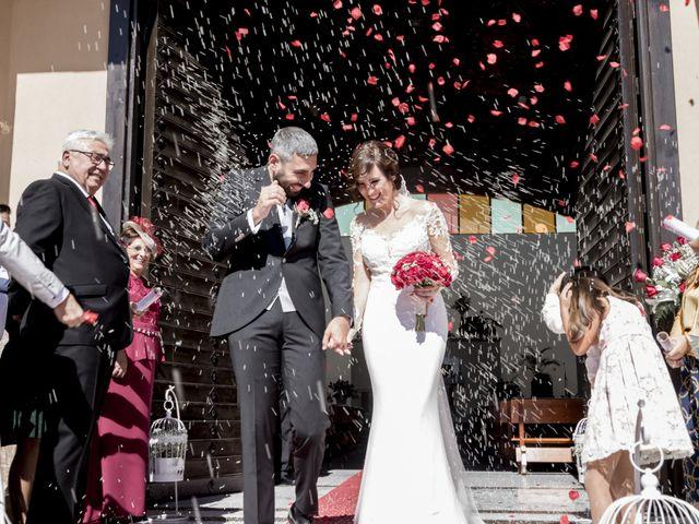 La boda de Manuel y Carmen en Adra, Almería 1