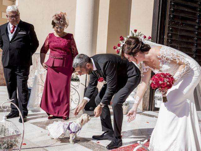 La boda de Manuel y Carmen en Adra, Almería 73
