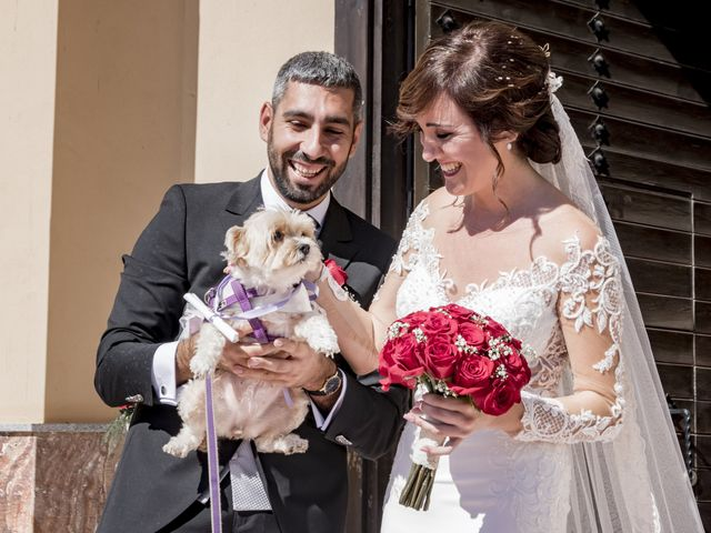 La boda de Manuel y Carmen en Adra, Almería 74