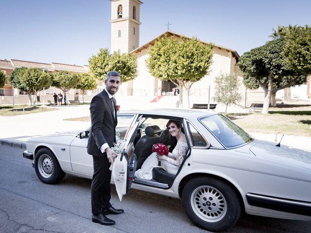 La boda de Manuel y Carmen en Adra, Almería 75