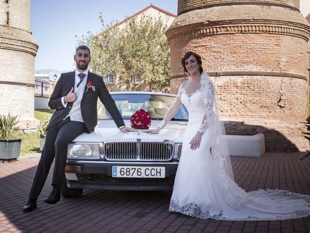 La boda de Manuel y Carmen en Adra, Almería 79