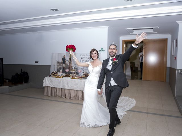 La boda de Manuel y Carmen en Adra, Almería 80