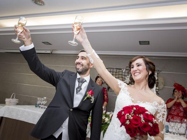 La boda de Manuel y Carmen en Adra, Almería 81