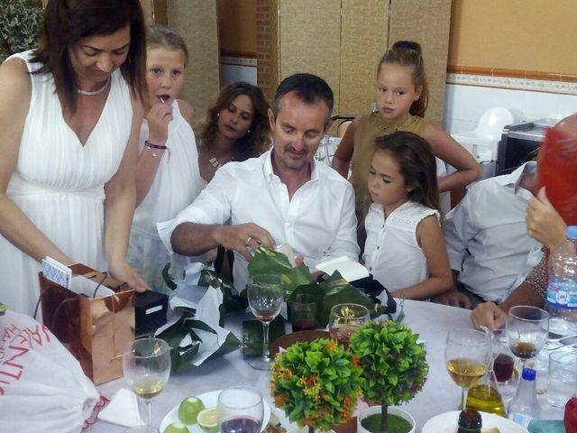 La boda de Jose Angel y Angeles en Ricote, Murcia 4