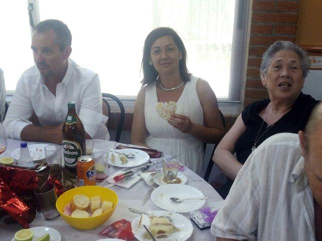 La boda de Jose Angel y Angeles en Ricote, Murcia 5