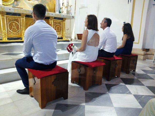 La boda de Jose Angel y Angeles en Ricote, Murcia 6