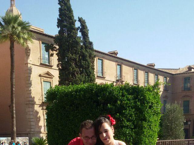 La boda de Miguel  y Eva  en Murcia, Murcia 4