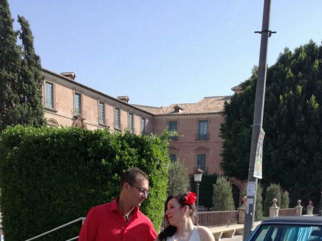 La boda de Miguel  y Eva  en Murcia, Murcia 5