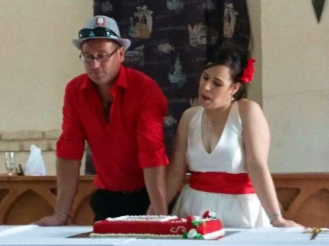 La boda de Miguel  y Eva  en Murcia, Murcia 6