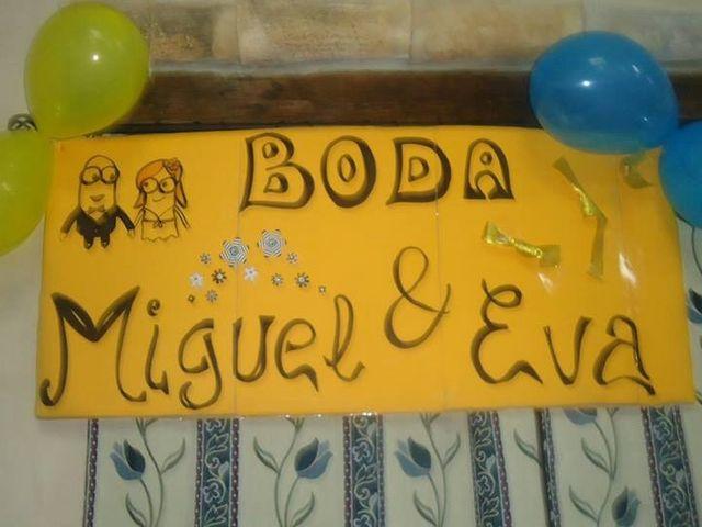 La boda de Miguel  y Eva  en Murcia, Murcia 1