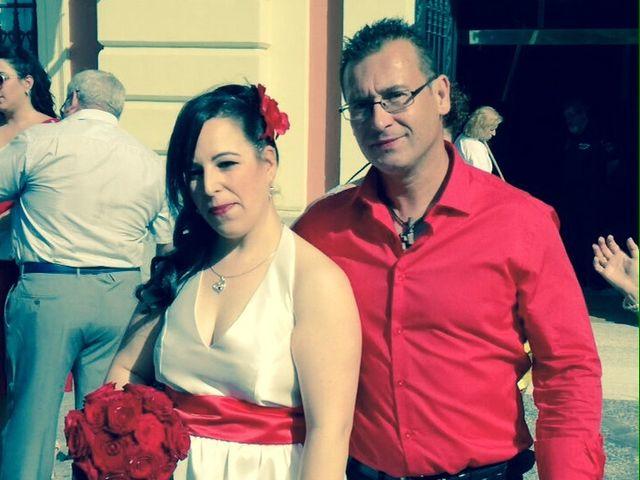 La boda de Miguel  y Eva  en Murcia, Murcia 8