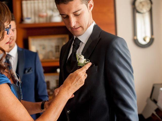 La boda de Marc y Maeva en Sentmenat, Barcelona 15