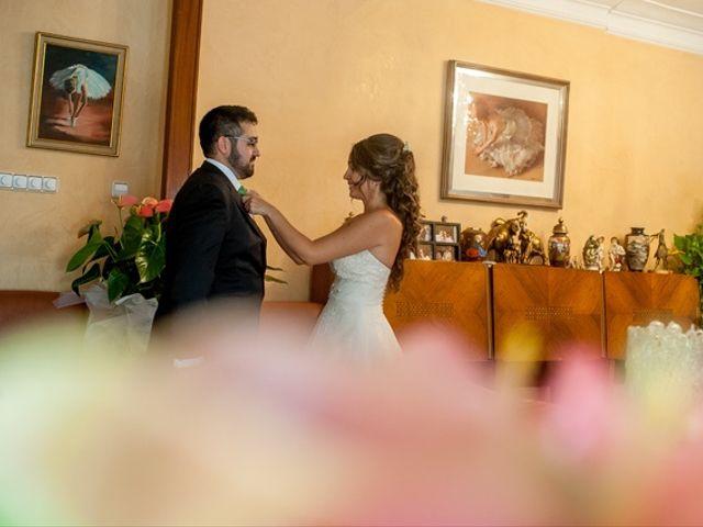 La boda de Marc y Maeva en Sentmenat, Barcelona 39
