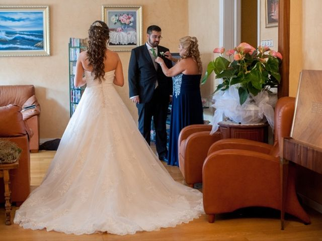 La boda de Marc y Maeva en Sentmenat, Barcelona 44
