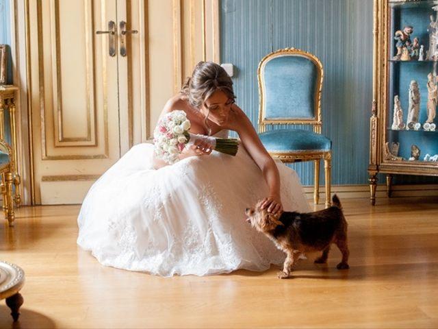 La boda de Marc y Maeva en Sentmenat, Barcelona 45