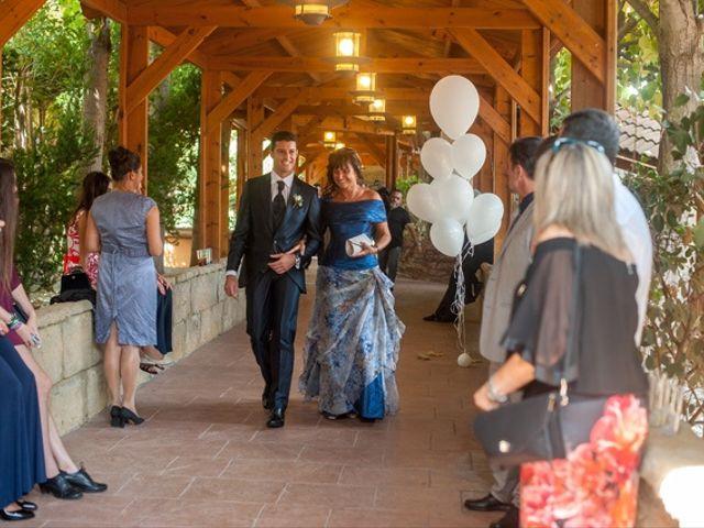 La boda de Marc y Maeva en Sentmenat, Barcelona 48