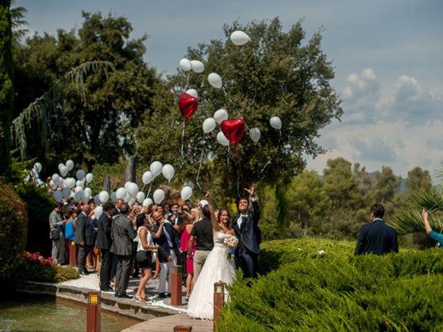 La boda de Marc y Maeva en Sentmenat, Barcelona 74