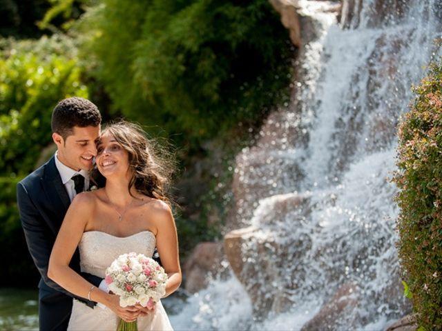 La boda de Marc y Maeva en Sentmenat, Barcelona 78
